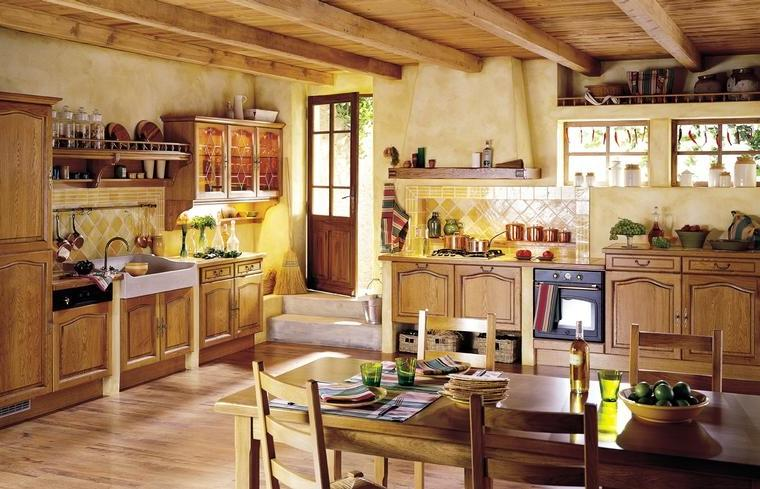 winning french kitchen colors: country french kitchen