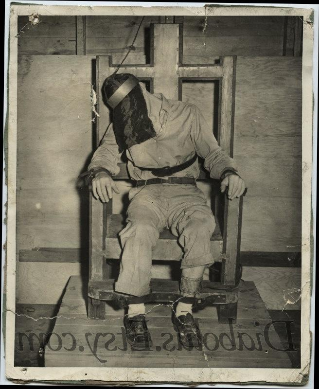 Electric Chair Photography