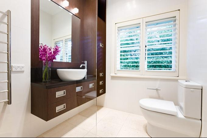 Photos bathroom renovations for Best bathroom renovations sydney