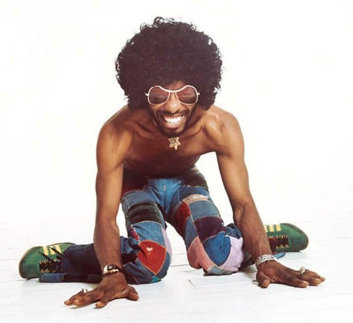 Sly Stone is getting his freak on