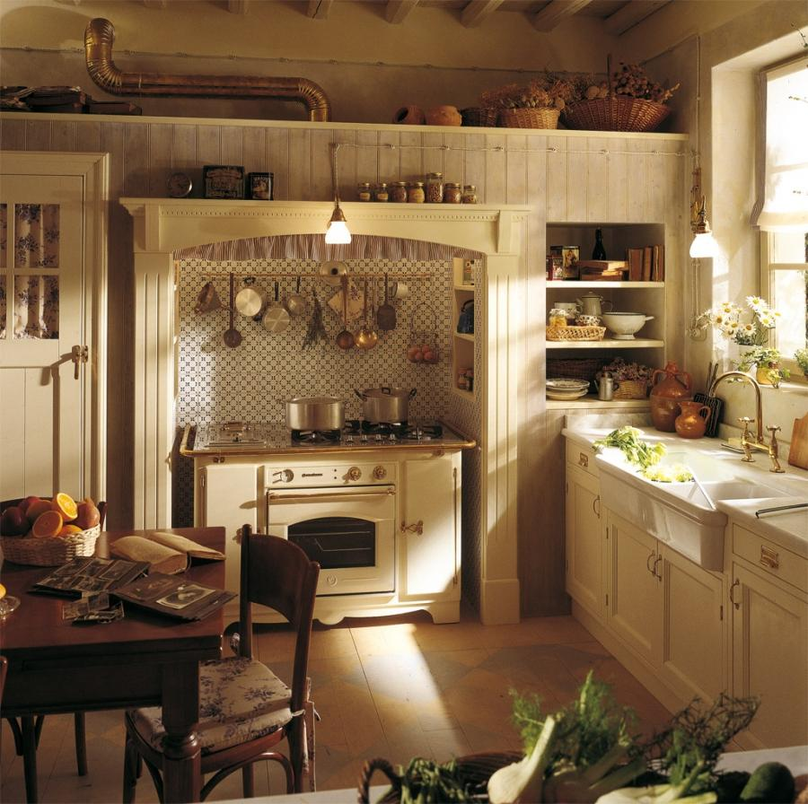 Old country kitchen photos for Old english kitchen designs