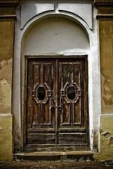 Old Doors, Uzhgorod Castle (Explore #367) (Matt. Create.)