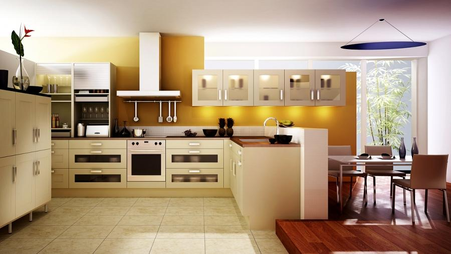 HD Wallpaper Kitchen Design Backgroundland