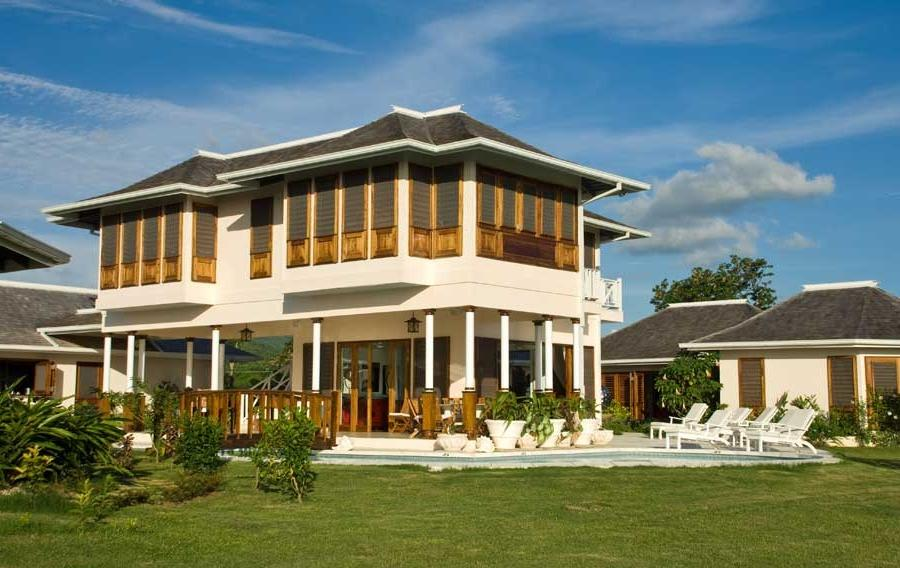 Photo of houses in jamaica for Modern house design jamaica