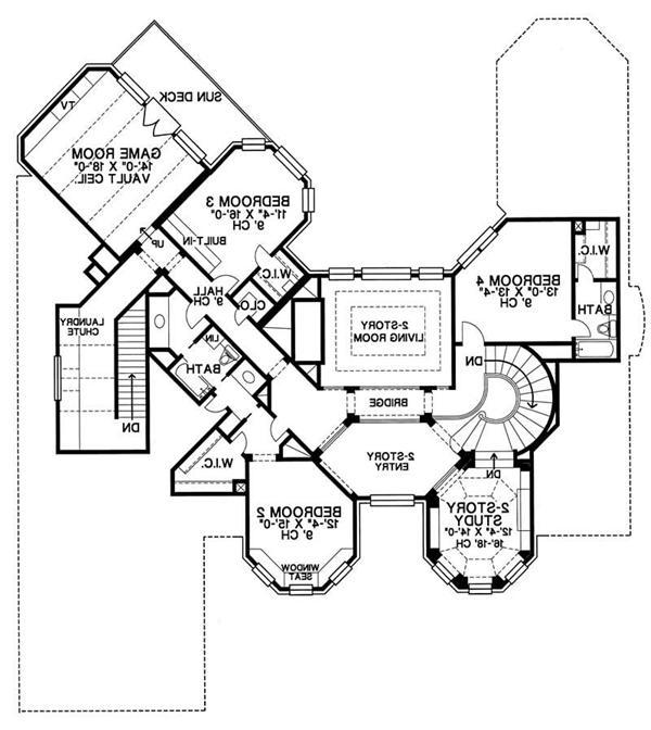2 story house plans with photos for 2 story european house plans