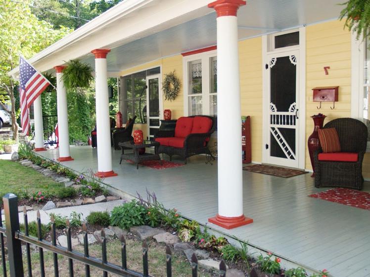 Bed And Breakfast Fayetteville Ar >> Veranda inn arkansas photos