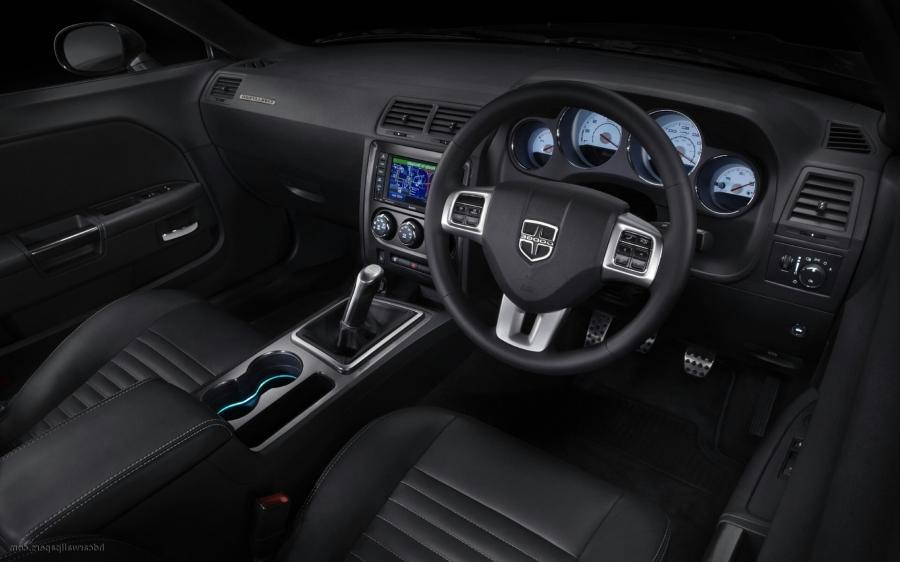 Challenger Interior Photos