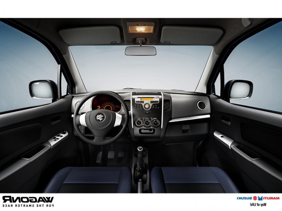Maruti Wagon R Interior Photos