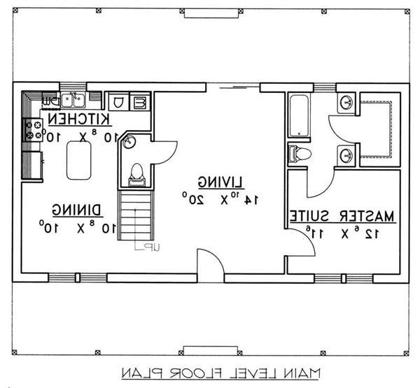 Concrete house plans photos for Icf floor plans