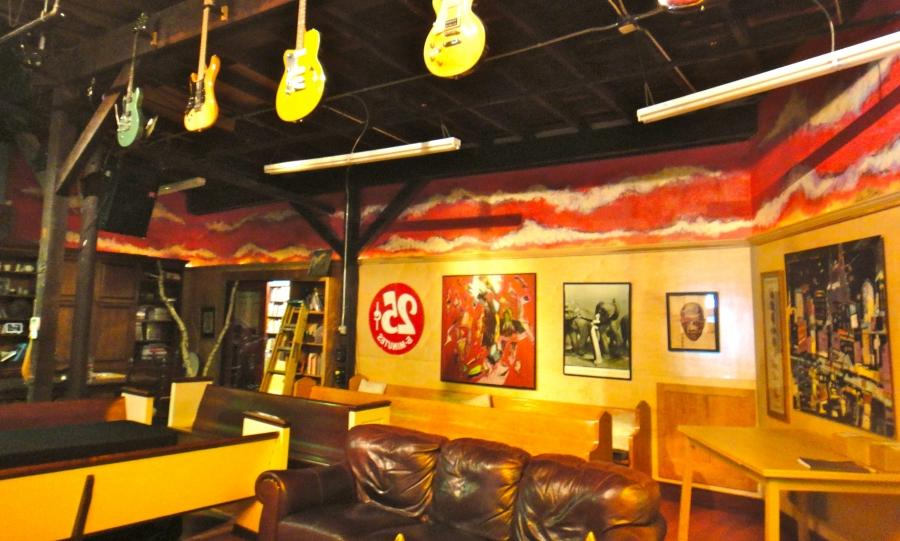 Underground Coffee House Nashville