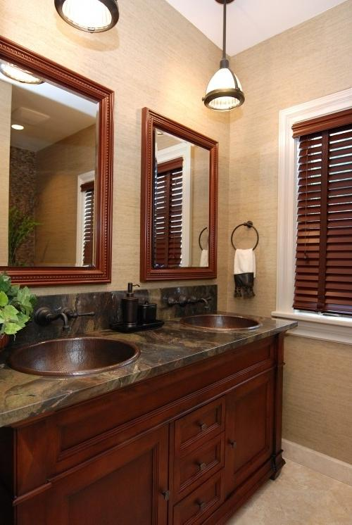 Old world bathrooms photos for Old world bathroom designs