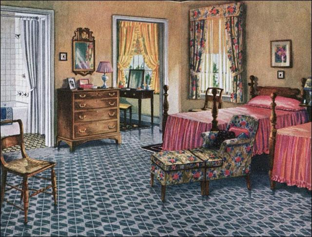 1920 Antique Bedroom Suit Photos