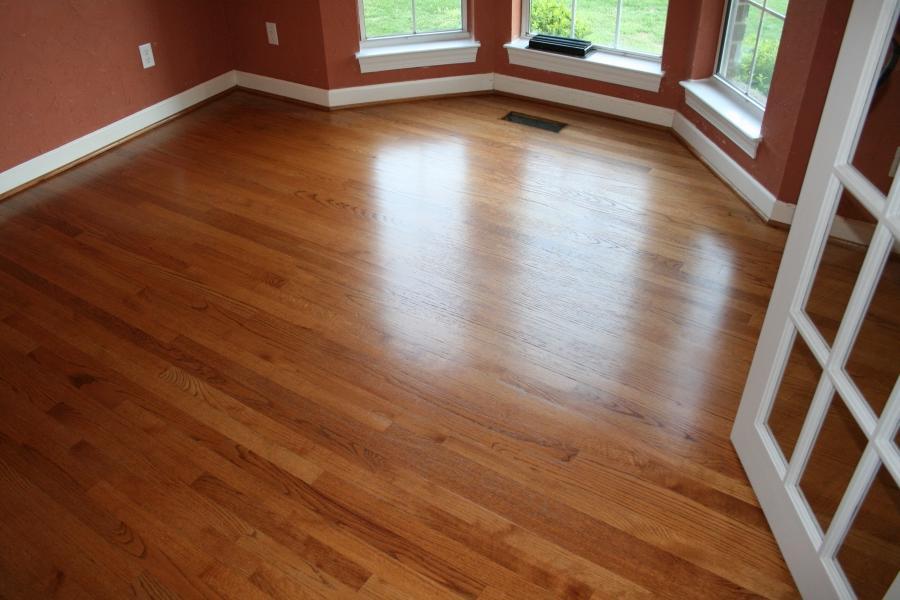 Rescreening hardwood floor problems photo - Tarima flotante color roble ...