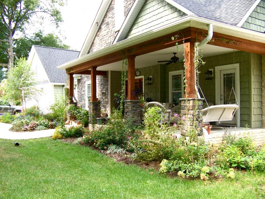 Front Porch Landscaping Photos