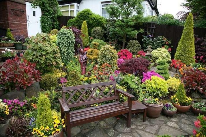 Design english garden photo for English garden designs