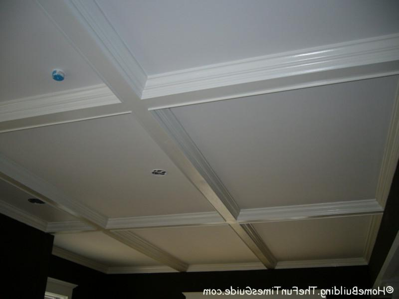Builders pay particular attention to ceiling architectural...