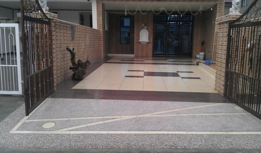 Car Porch Tiles Car Porch Tiles Design House Car Porch