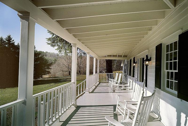 Old Farmhouse Porch Photos