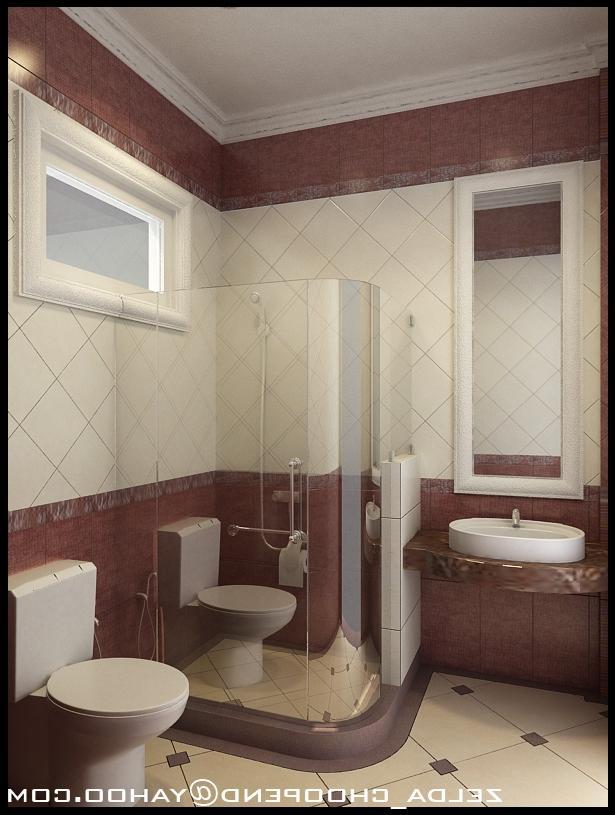 Simple Bathroom Makeovers Photos