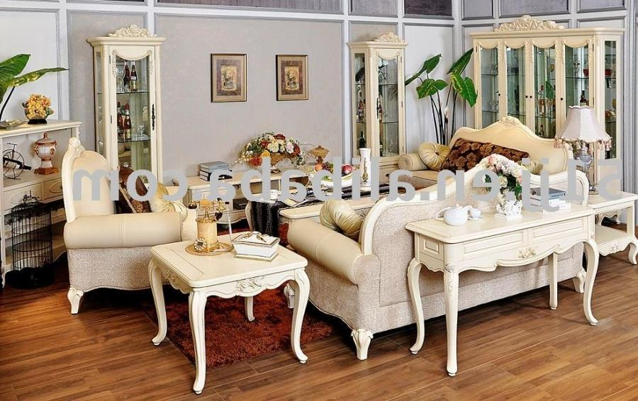 French Country Living Rooms Photos