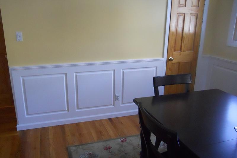 Wainscoting in dining rooms photos for Dining room wainscoting ideas