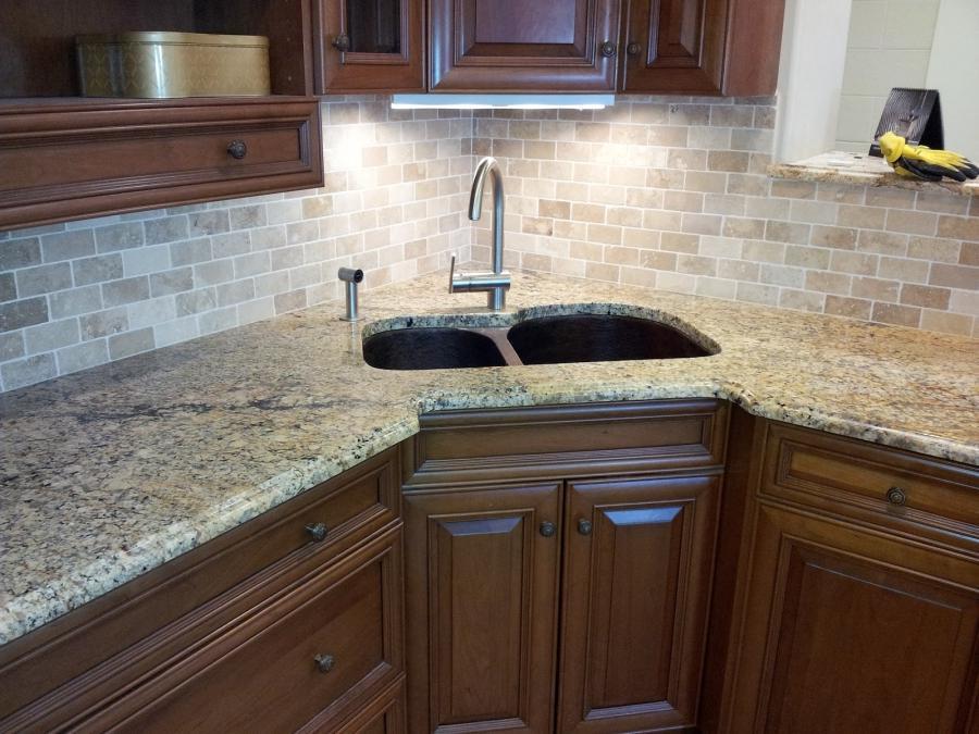 Granite Countertops Nj : Granite countertops tile backsplash photos