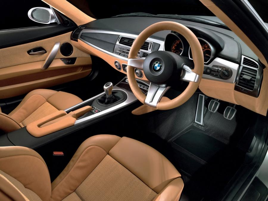 Bmw Z4 Interior Photos