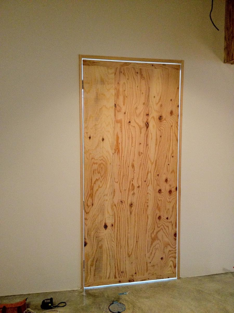 Plywood Door Designs Photos