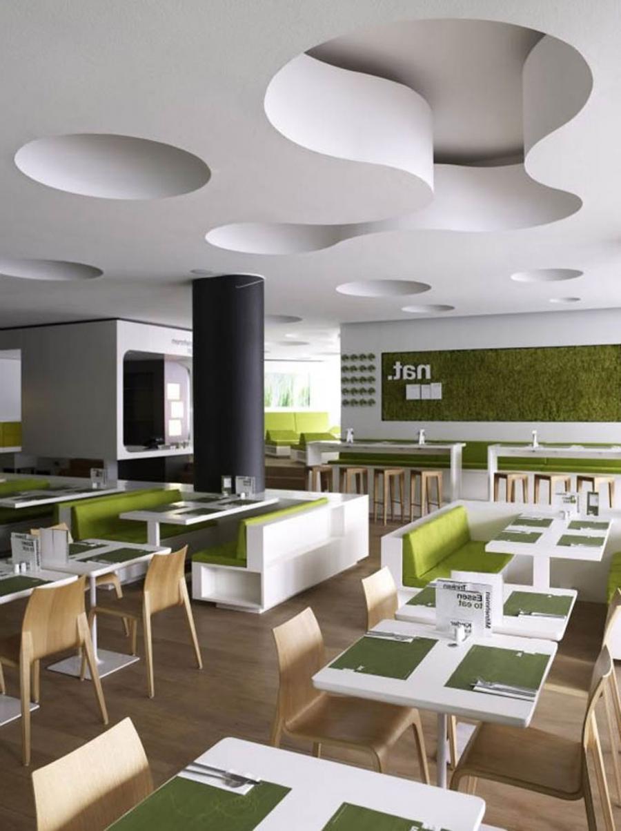 Restaurant interiors photos