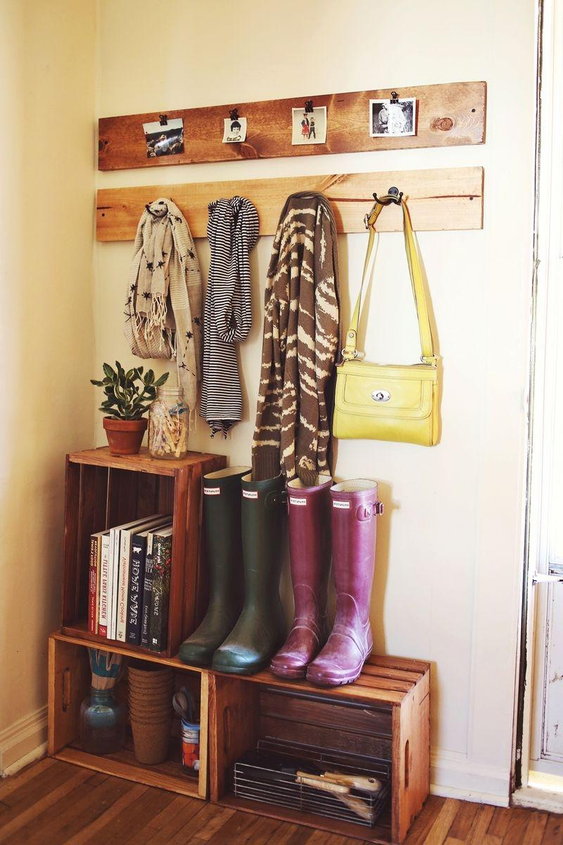 Elsieu Mudroom Organization