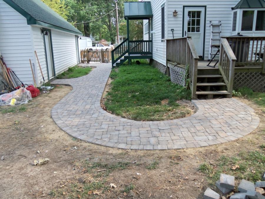 Landscaping Stone Fredericksburg Va : Brick paver patios and walkways fredericksburg virginia source