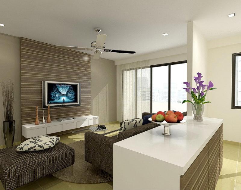 Living room design photo malaysia for Home design johor bahru