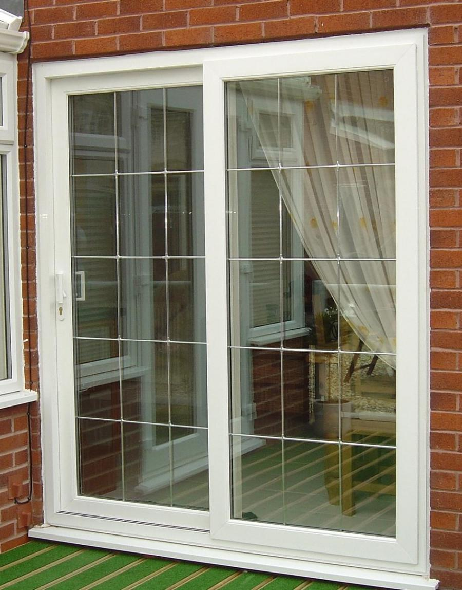Patio doors are available in sliding and hinged models, and they...