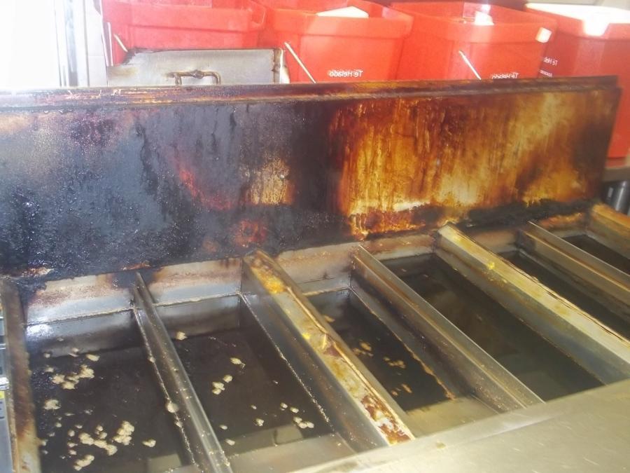 Dirty Restaurant Kitchen Photos