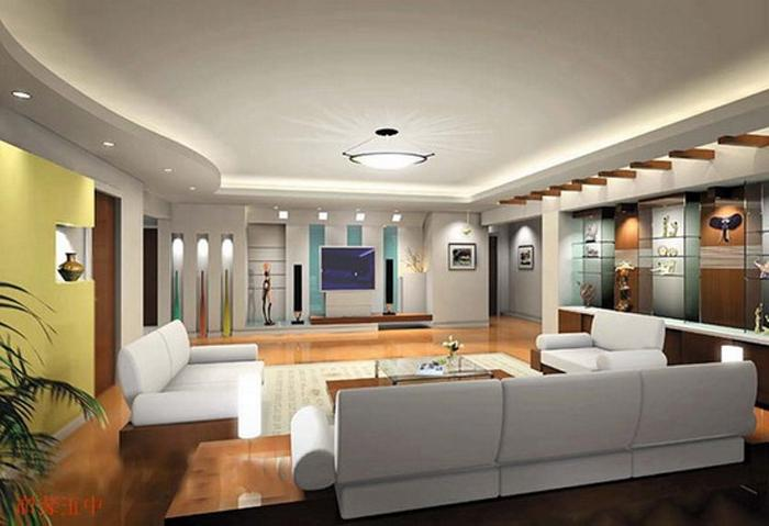 Modern Living Room Light Fixtures; Living Room Ceiling Light...
