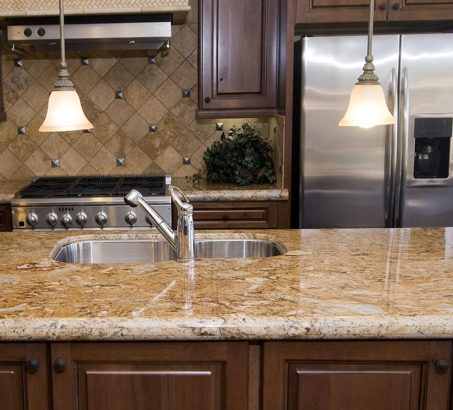 Marble kitchen countertops photos for Bath remodel wilson nc
