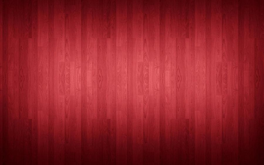 Floor Painted Red By Harrybana