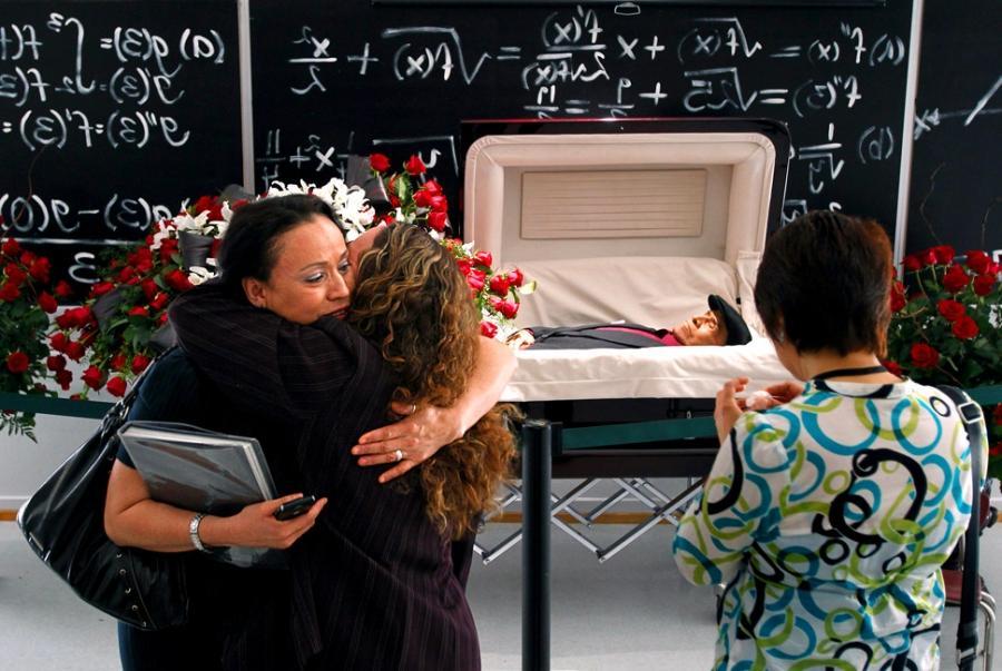 jaime escalante funeral - photo #6