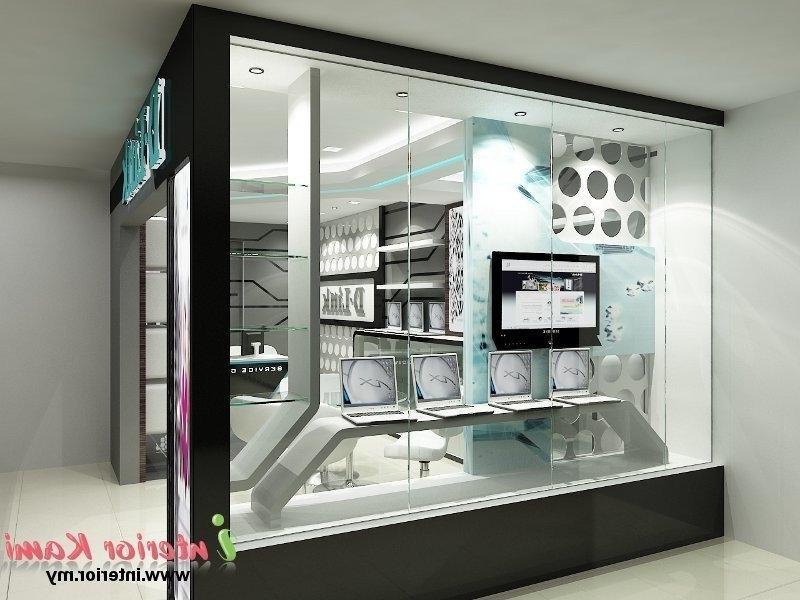 Computer Shop Interior Photos