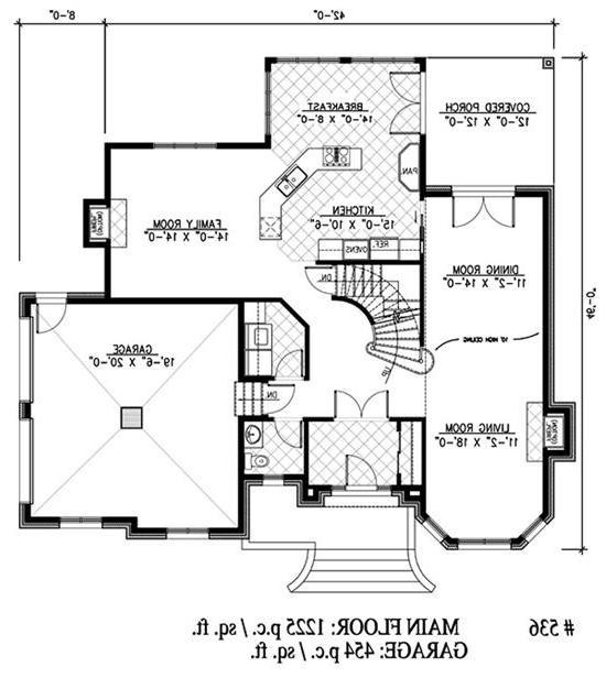 Old World House Plans Photos