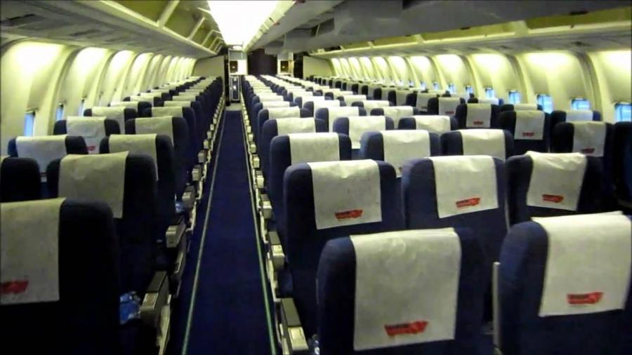 Boeing 767 300 Interior Pictures To Pin On Pinterest Pinsdaddy