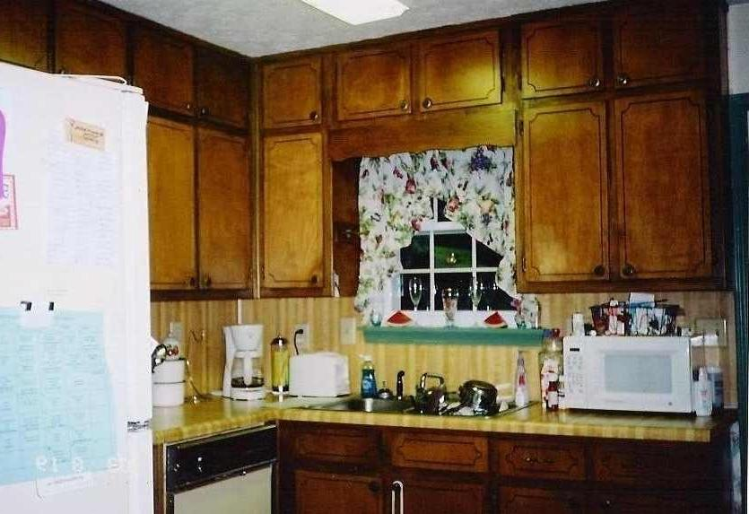 Kitchen cabinet refacing by kitchen magician source
