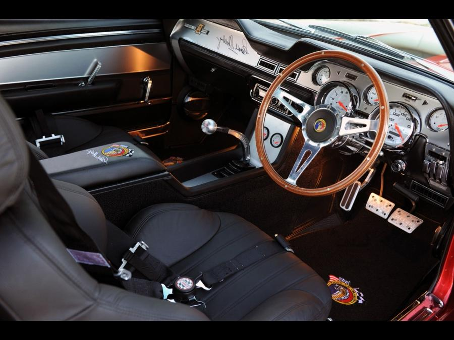 2011 Classic Recreations Shelby GT500CR - Interior - 1280x960 -...