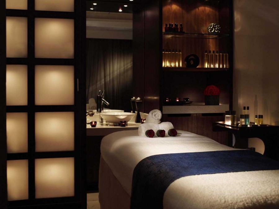Spa bedroom photos for Spa bedroom designs