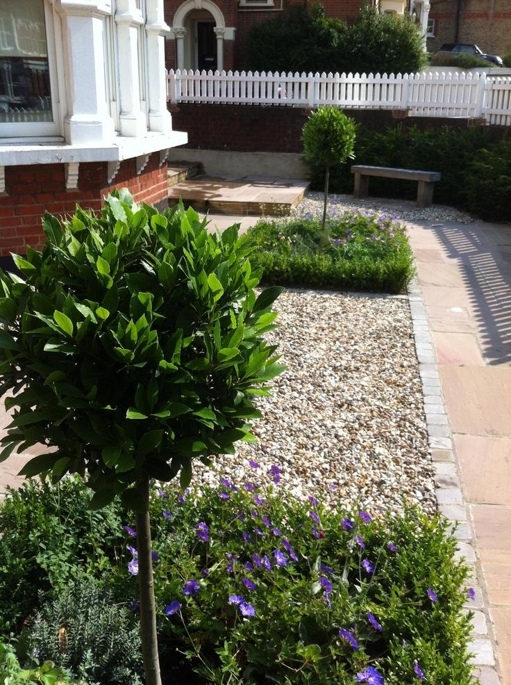 Low Maintenance Front Garden Photos