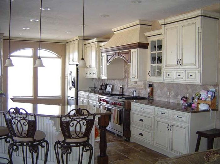 stunning french country kitchen design idea: french country...