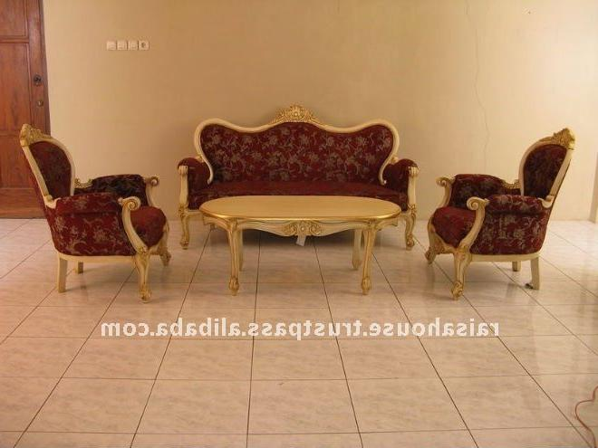View Product Details: Sofa Chair-French Furniture Indonesia