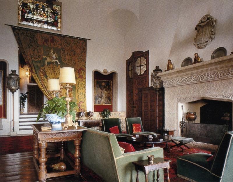 Spanish style interior design photos for Spanish interior design