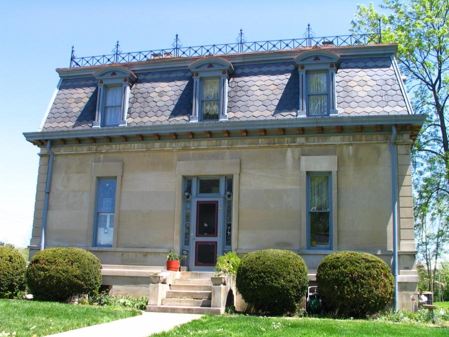 Photo Of Mansard Roof