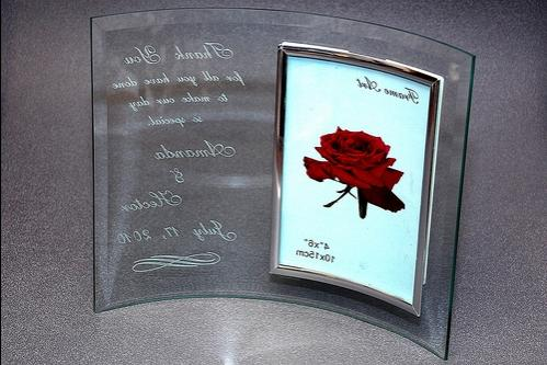 5x7 Photo Frame Glass Curved - Lowest Prices Best Deals on 5x7